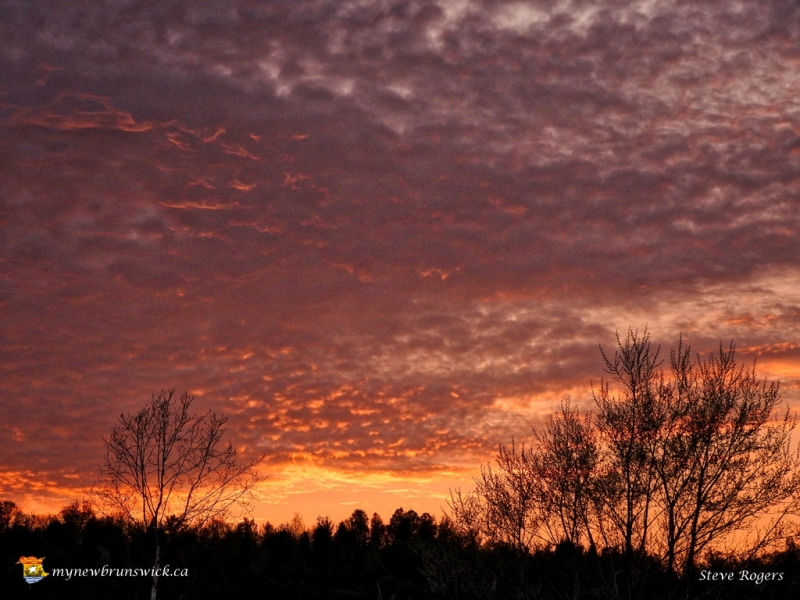Sunset Perth-Andover 0462