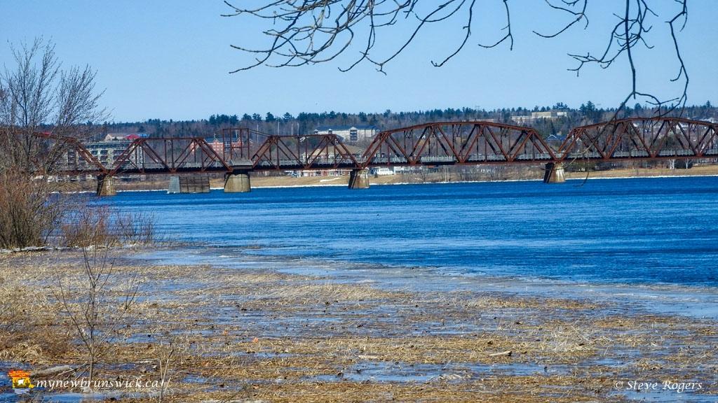 St John River 1850