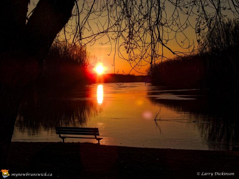 oromocto_river_sunset