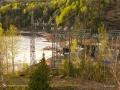Tobique Narrows Hydro Dam