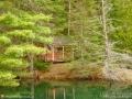 Log Cabin on the Tobique