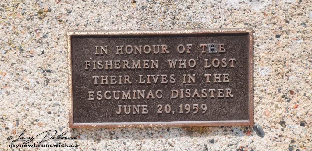 Escuminac Disaster Monument©LDD_8332