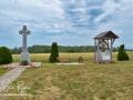 Celtic Cross St Gabierls Bell Belledune NB ©SJR_3120