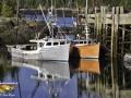 Fishing Boats Mill Cove Campobello ©SJR_4195