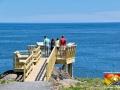 Tourists at Liberty Point©LDD_6562