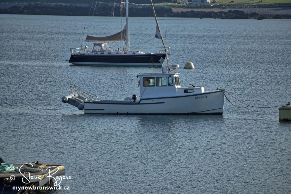 Fishing Boats Grand Manan ©SJR_8141