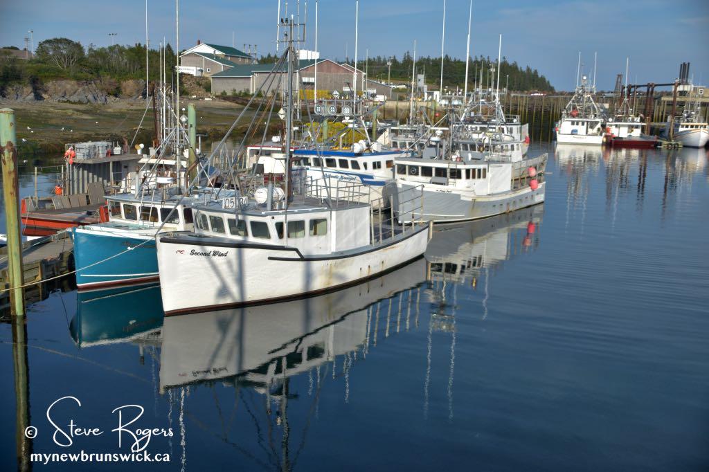 Fishing Boats Grand Manan ©SJR_8155