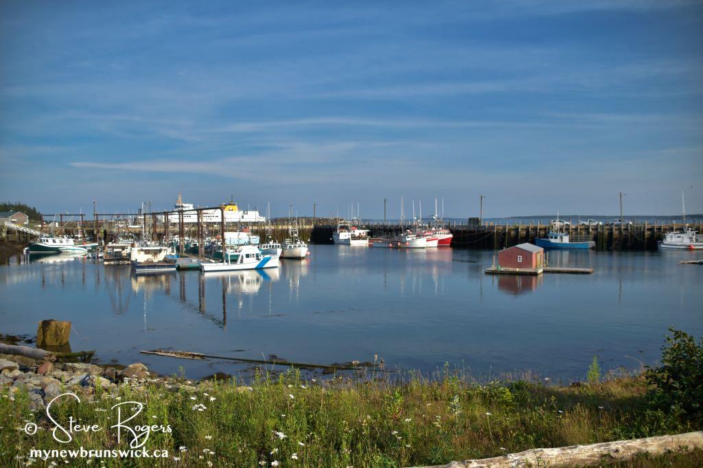 North Head Wharf Grand Manan ©SJR_8153