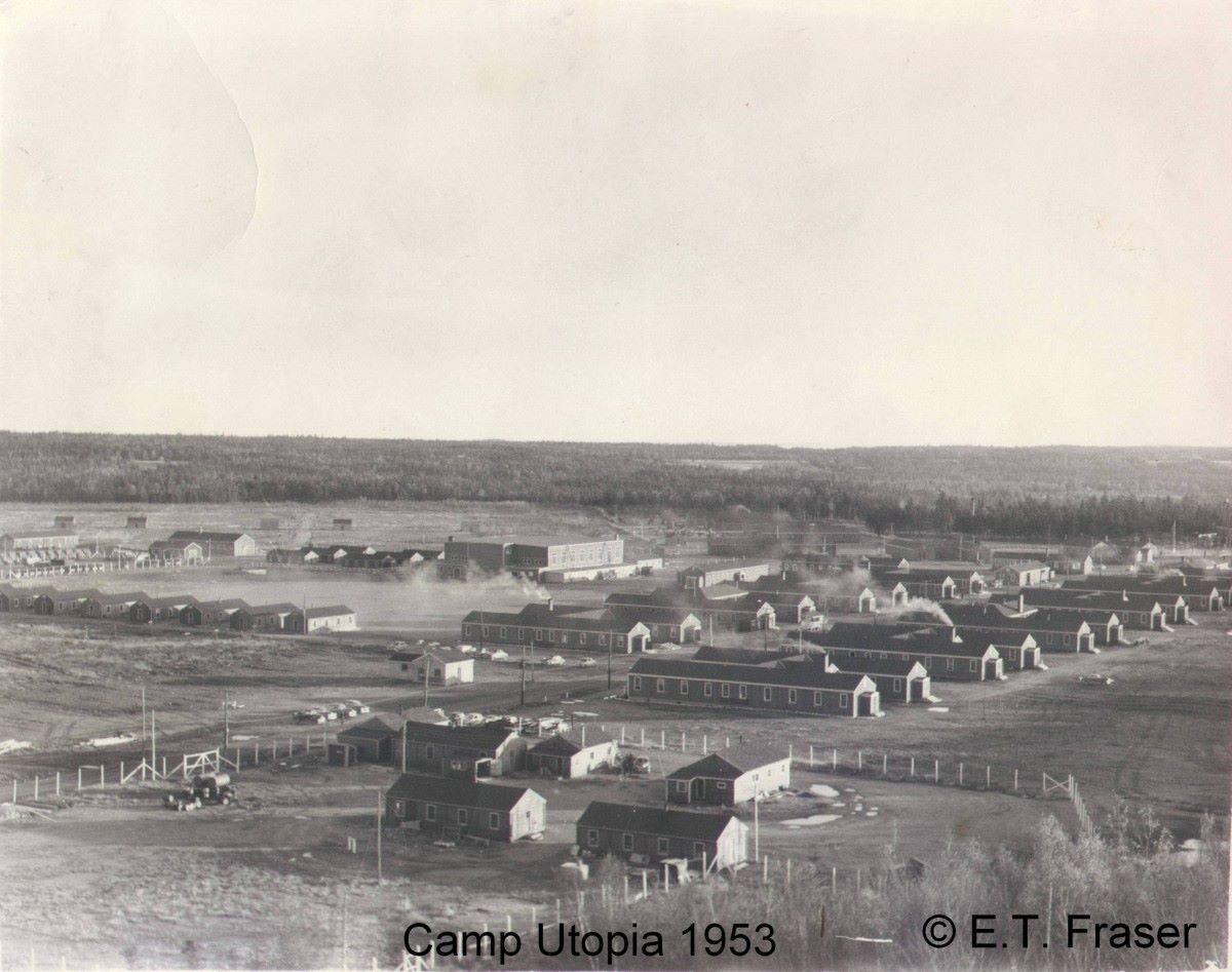 Camp Utopia Charlotte County 1953