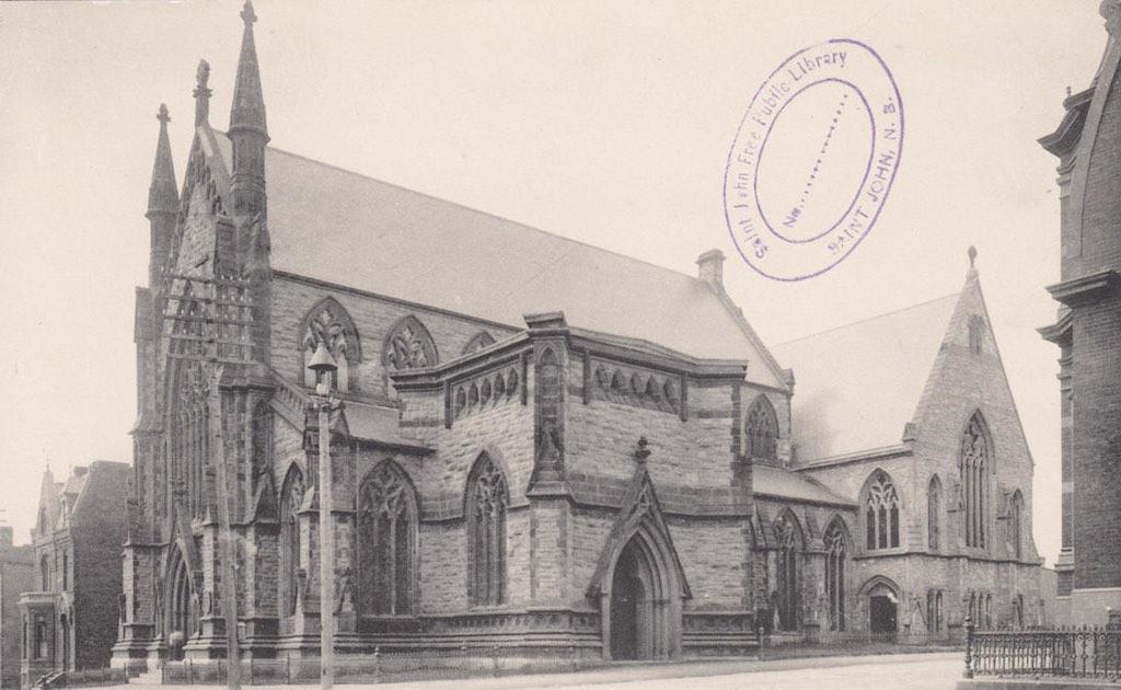 Centenary Methodist Church SJ
