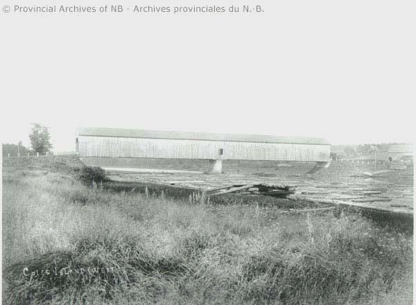 Coles-Island-West-Covered-Bridge