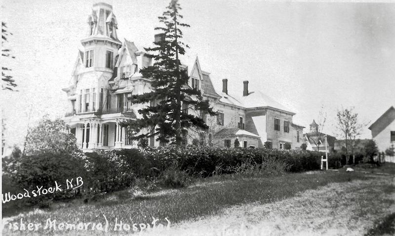 Fisher-Memorial-Hospital-Woodsatock
