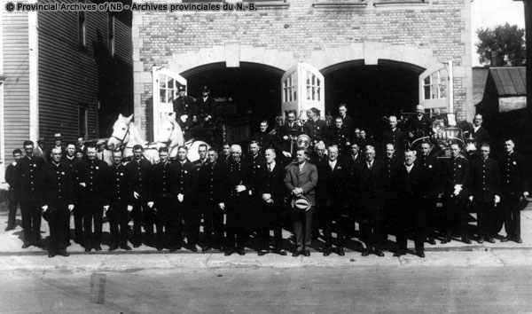 Fredericton-Fire-Dept.-Central-Station-King-Street-1931