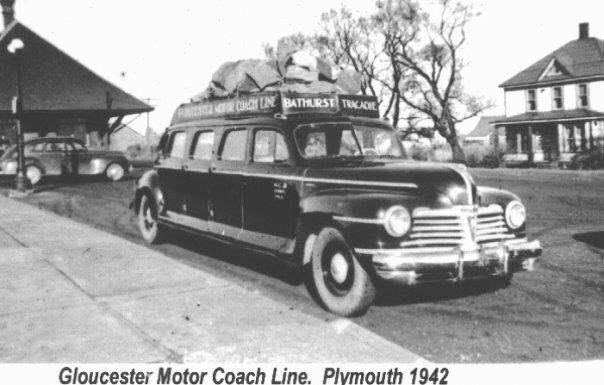 Gloucester Motor Coach Line