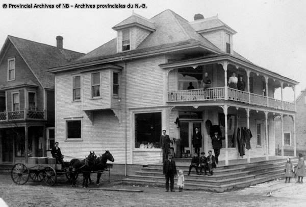 H.A. Myers' Store, Norton