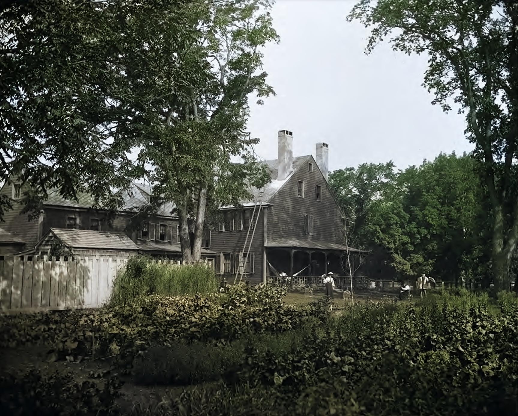 Jonathan-Odell-house