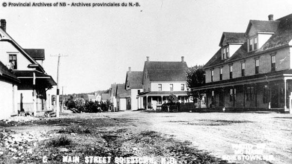 Main St Boiestown_P54-15