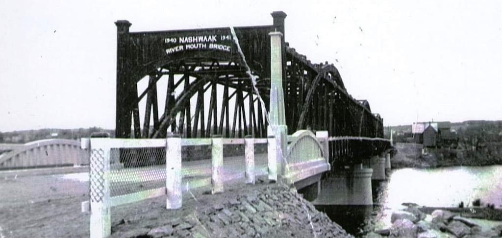 Nashwaak River Mouth Bridge