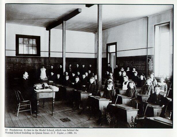 Normal School inside