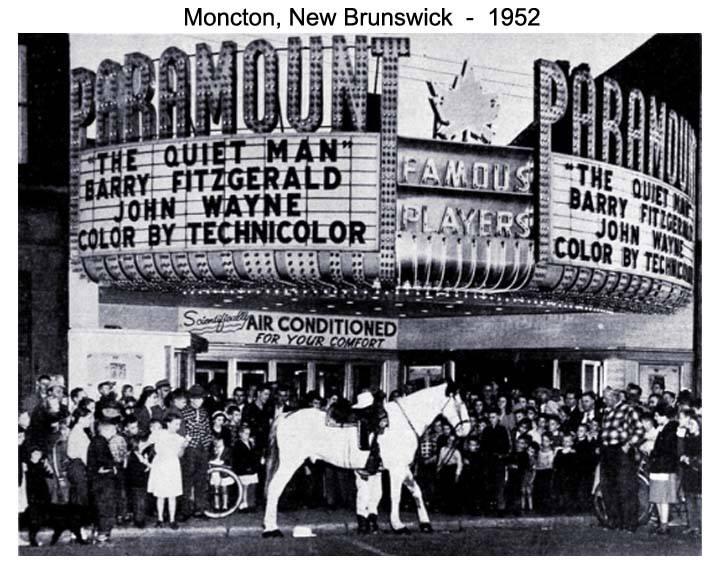 Paramont Moncton NB