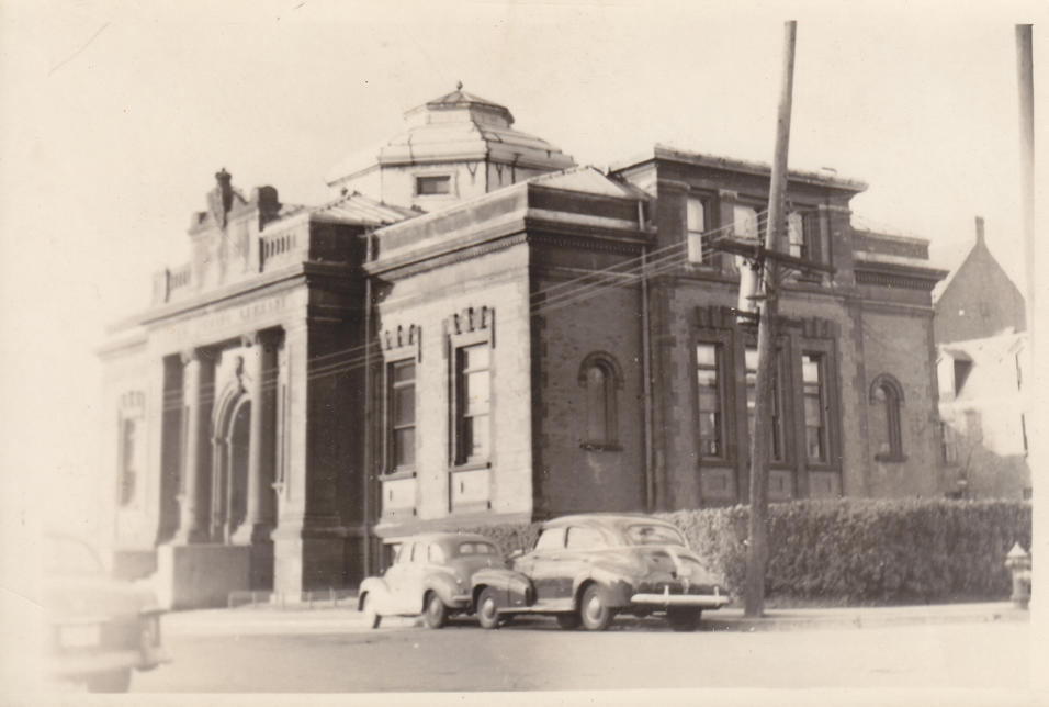 Saint John Free Public Library – Carnegie Building