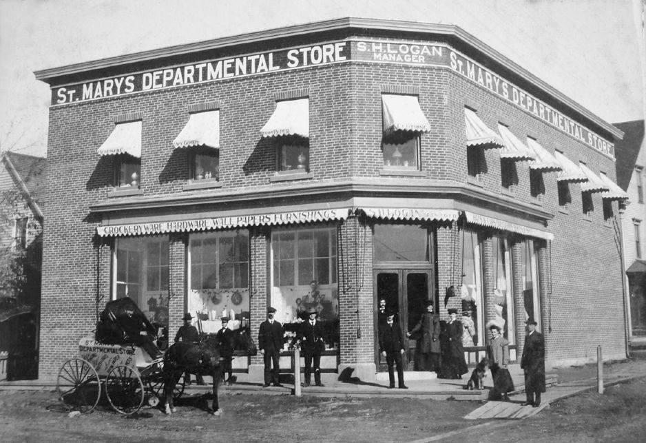 StMarys Dept Store
