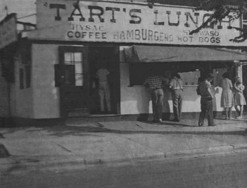 Tarts Lunch king St