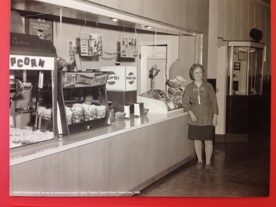The Gaiety Canteen