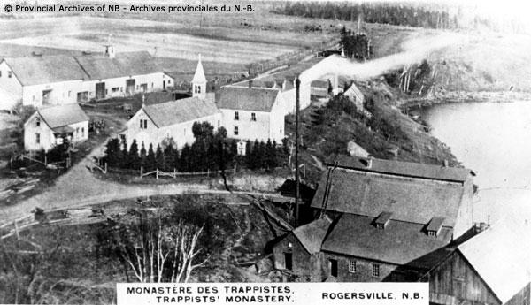 Transits' monastery buildings  Rogersville_P48-38