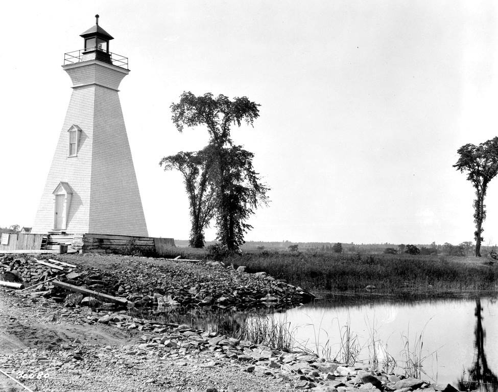 gagetown lighthouse