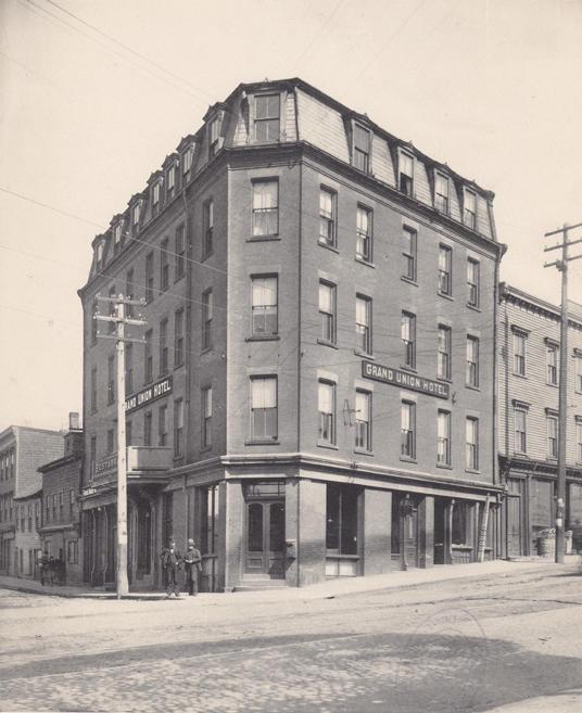 grand union hotel sj