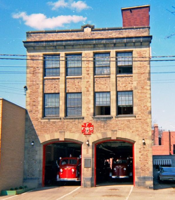 king st fire station
