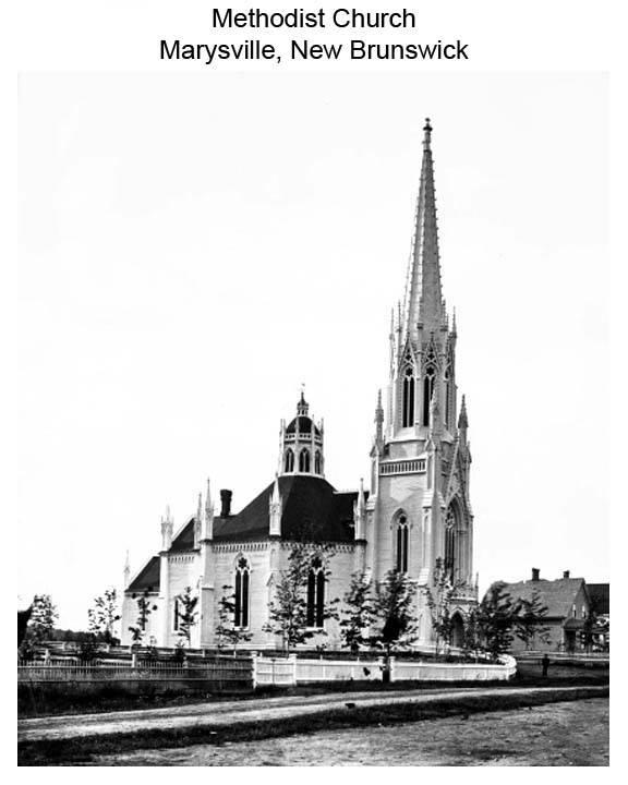 methodist church marysville