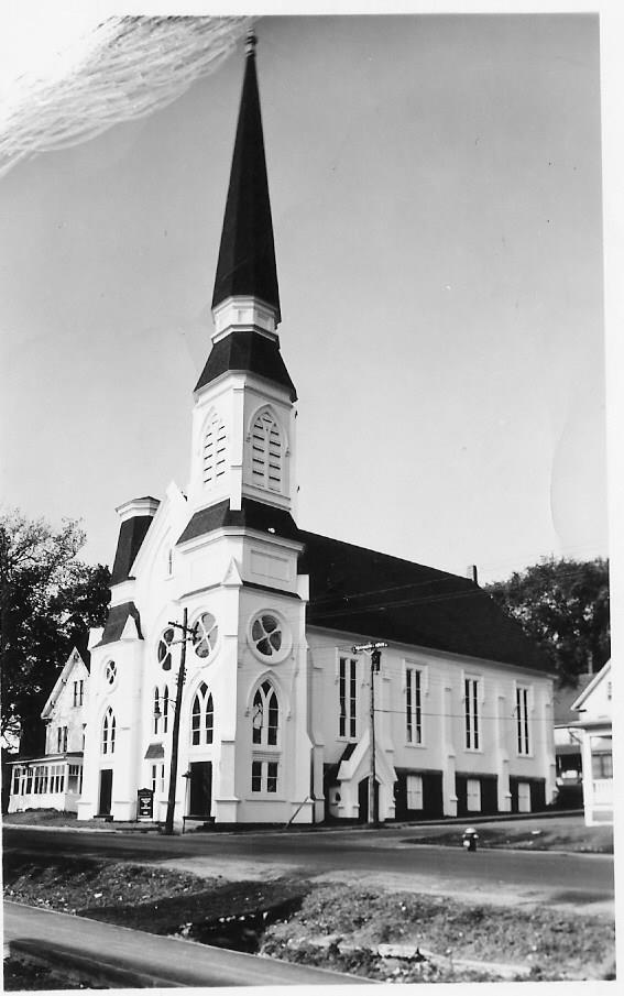old Woodstock Wesleyan Church (formerly Woodstock Reformed Baptist Church