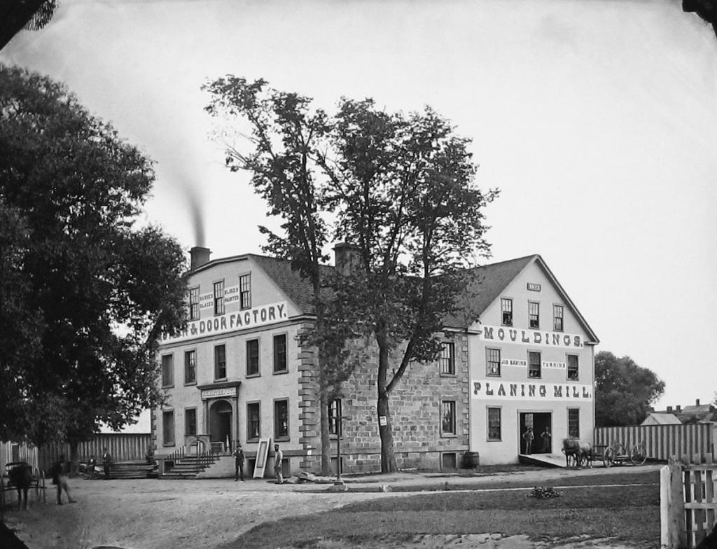 risteen building 1872