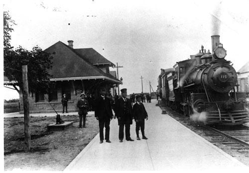 shediac railway station