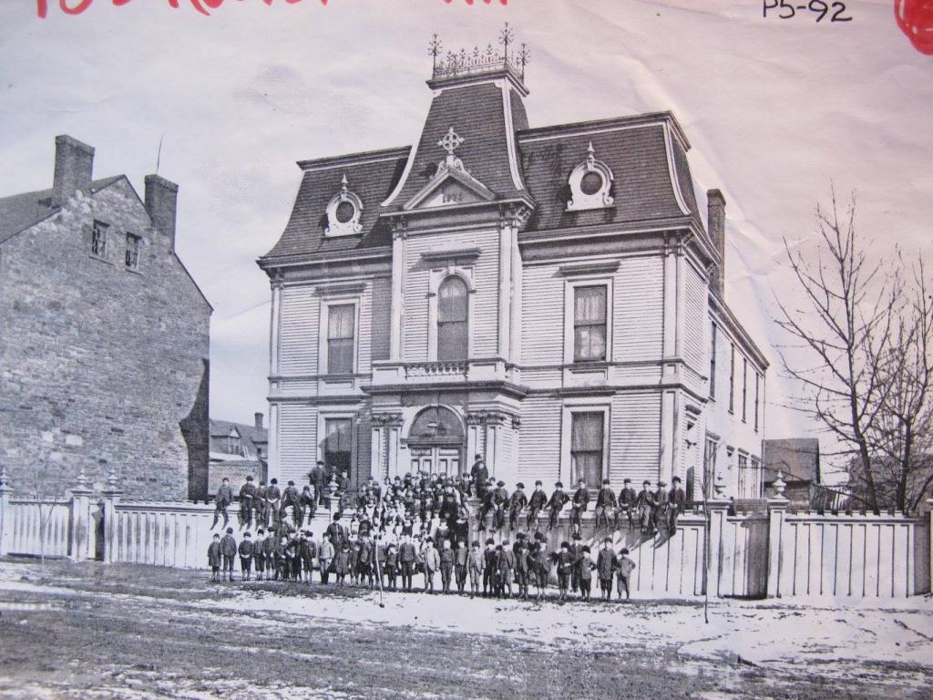 st. dunstans hall