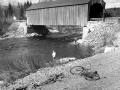 Digdequash #4 (McCann) covered bridge Charlotte Co 1974 - P173-75
