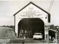 Hartland Covered Bridge entrance