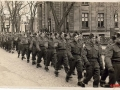 Soldiers Queen St Fredericton WW2