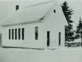 White's Cove School, Queens County, New Brunswick, Winter 1927