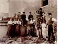 crosbys molasses employees-nov-1911