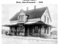 minto railway station 1908