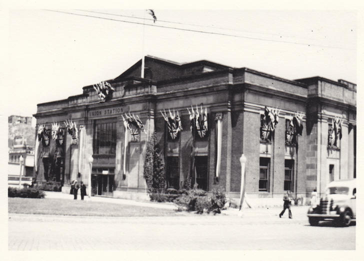union station sj 1939
