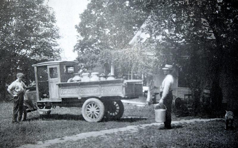 woodstock creamery 1920