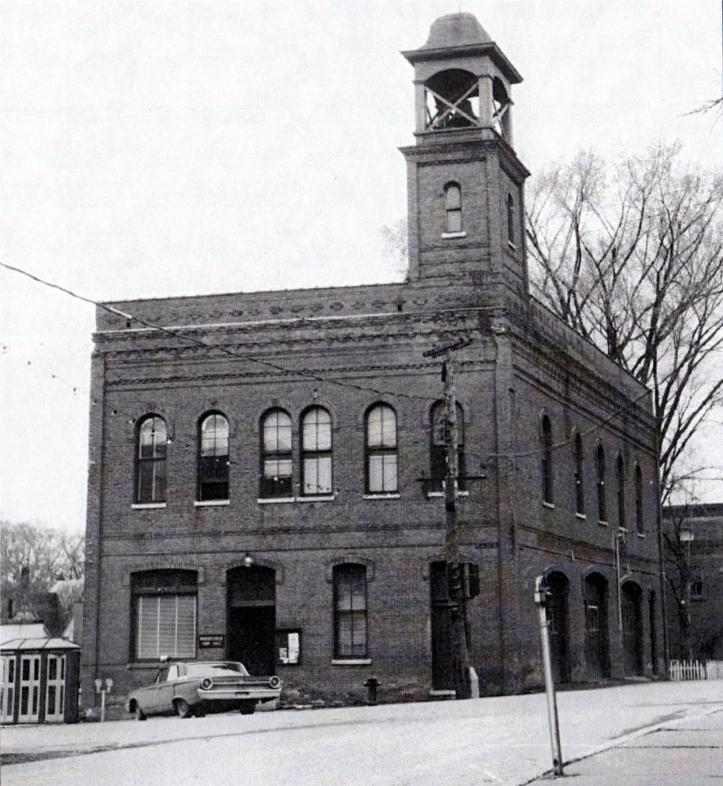 woodstock fire station