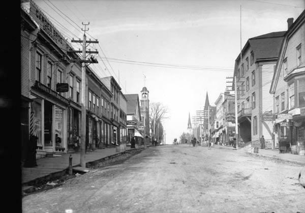 woodstock main street