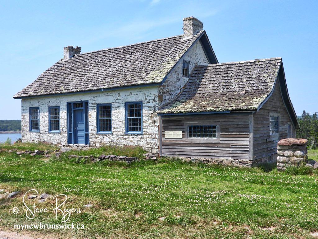 Reverend Samuel Andrews House ©SJR0875