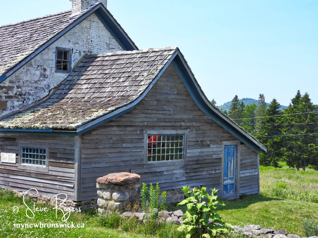 Reverend Samuel Andrews House ©SJR0877