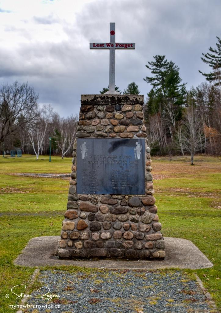 Cenotaph Blackville ©SJR_0448